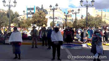 Macusani: No a la violencia, no al adulterio. Ronderos someten a cadena ronderil a padre de familia - Radio Onda Azul