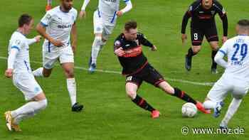 Heimserie der Sportfreunde Lotte hält – 3:1 über FC Wegberg-Beeck - NOZ