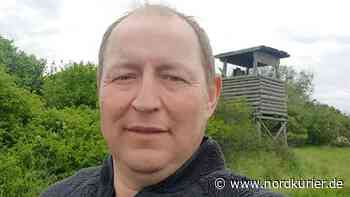 Jäger rettet Angler aus eiskaltem Waldsee - Nordkurier