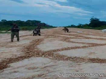 Destruyeron pista del narcotráfico en Machiques | Últimas Noticias - Últimas Noticias