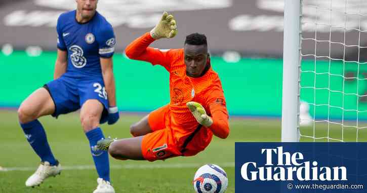 Édouard Mendy's remarkable road from outcast to Chelsea's No 1