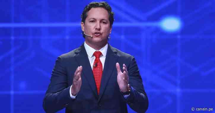 Daniel Salaverry: Ahora estoy comprometido con la campaña de Pedro Castillo - Canal N