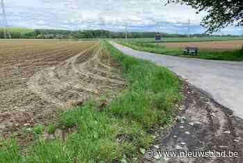 Bestuurders omzeilen tractorsluis