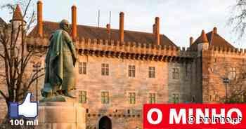 Guimarães assina protocolo com Palmela para dinamizar o turismo nos dois concelhos - O MINHO