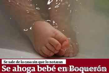 Se ahoga bebé en Boquerón; se sale de la casa sin que los padres lo notaran - Crítica Panamá