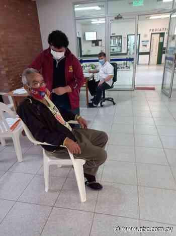 Continúan vacunación anticovid en Boquerón mientras se esperan más dosis - Nacionales - ABC Color