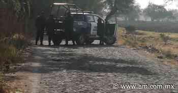 Seguridad Valle de Santiago: hallan bolsas con restos humanos en El 4 de Altamira - Periódico AM