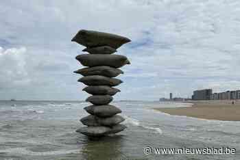 """""""Monumentale kunst bewonderen met voetjes in het zand"""": zevende editie van triënnale Beaufort betrekt álle kustgemeenten"""