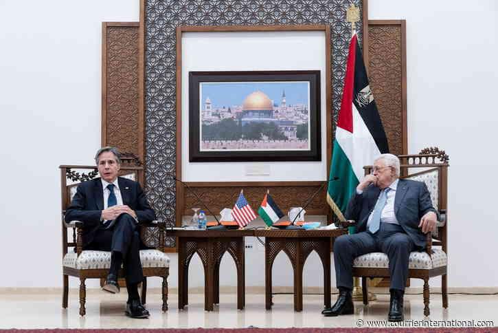 Antony Blinken promet de rouvrir le consulat américain à Jérusalem - Courrier international
