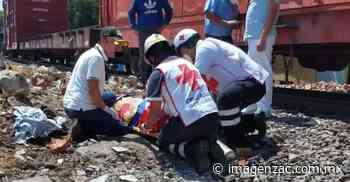 Tren atropella a un hombre en la colonia Buenavista - Imagen de Zacatecas, el periódico de los zacatecanos