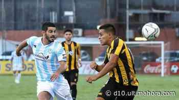 Un Guaraní herido visita Villarrica - D10 - Deportes Paraguay