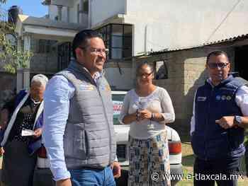 Recorre Julio César Hernández comunidades de Tlaxco | e-consulta.com Tlaxcala2021 - e-Tlaxcala Periódico Digital de Tlaxcala