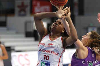 VIDÉO. Basketteuse ou chanteuse ? À Mondeville, les talents sont multiples ! - Sport à Caen