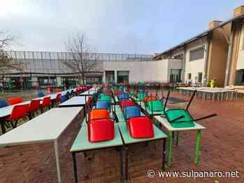 """Nonantola, la scuola media """"Alighieri"""" allagata dalla pioggia: 13 classi trasferite - SulPanaro"""
