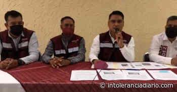 Rechaza Iván Herrera Villagómez señalamientos por presunta coacción del voto - Intolerancia Diario