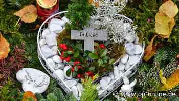 Maintal: Immer wieder wird auf Friedhöfen Grabschmuck gestohlen - Täter kommen meist davon - op-online.de