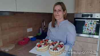 Hobbybäckerin Marija Rimac aus Dörnigheim kreiert einzigartige Geburtstagskuchen - op-online.de