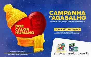 Solidariedade: Prefeitura de Quatro Barras lança Campanha do Agasalho 2021 - Banda B - Banda B