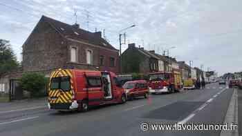 Raismes: en éteignant un feu de cuisine, deux hommes légèrement intoxiqués par les fumées - La Voix du Nord