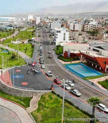 Moquegua: Programa del 51 aniversario de la provincia de Ilo - Viajando por Perú
