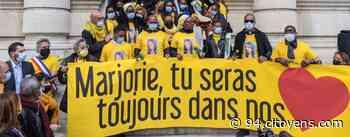 Ivry-sur-Seine: près d'un millier de personnes ont marché pour Marjorie - 94 Citoyens