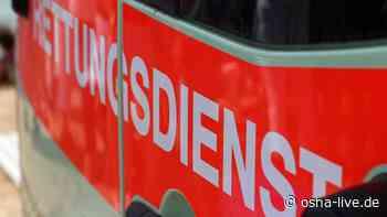 Bad Essen: 59-jähriger Motorradfahrer nach Auffahrunfall auf der L84 schwer verletzt - osna.live