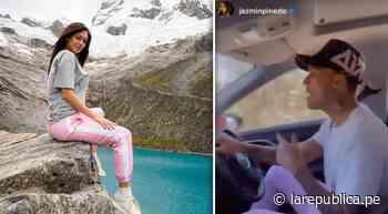 Jazmín Pinedo y Gino Assereto emprenden viaje familiar a Huaraz - LaRepública.pe