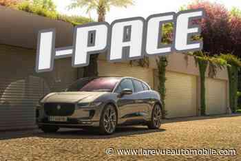 Essai Jaguar I-Pace à Monaco : Pace que je le vaux bien (ok, je sors) - La Revue Automobile