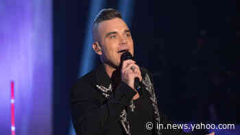 Robbie Williams mimics Beyoncé as he dances to 'Single Ladies' in social media video - Yahoo India News