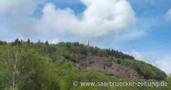 Vulkane und Edelsteine: Eine Wanderung auf dem Hellerberg in Freisen - Saarbrücker Zeitung