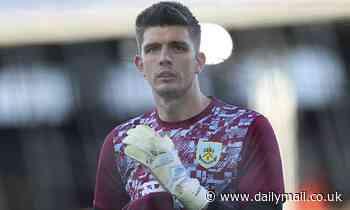Burnley goalkeeper Nick Pope undergoes knee surgery to repair cartilage after missing Euro 2020
