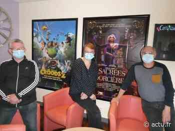 Blain : le cinéma a rouvert sa salle avec une jauge réduite - L'Eclaireur de Châteaubriant