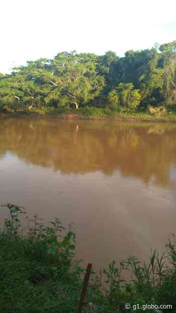 Buscas por jovem que sumiu no Rio São Francisco em Bom Despacho entram para o 4º dia - G1