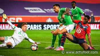 Etienne Green prolonge l'aventure avec l'AS Saint-Étienne - Actufoot