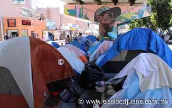 Campamento El Chaparral pide vacuna contra el coronavirus - El Sol de Tijuana
