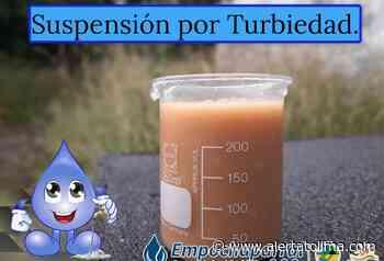 Suspenden el servicio de agua en Chaparral - Alerta Tolima