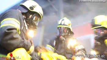 Bayern: Mann stirbt bei nächtlichem Wohnungsbrand in Seeon-Seebruck - Fireworld.at