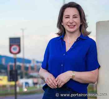 """""""Retomada dos voos em Cacoal é essencial para o desenvolvimento da região"""", diz Jaqueline Cassol - Portal Rondonia"""