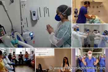 Gincana entre servidores do Hospital Regional de Cacoal se torna importante ferramenta de conscientização - Rondônia Dinâmica