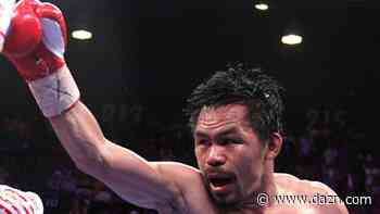 Manny Pacquiao cannot be doubted ahead of Errol Spence Jr clash, says Sergio Mora - DAZN News US