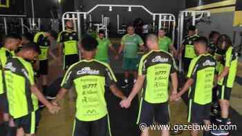 Com pacotão de reforços, Murici retorna aos trabalhos visando o Campeonato Brasileiro da Série D - Gazetaweb.com