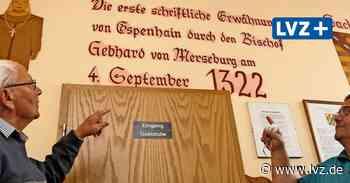 Espenhain bereitet sich auf 700-Jahr-Feier vor - Leipziger Volkszeitung