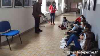 """Collège Blaise d'Auriol à Castelnaudary : expos photos """"Nos vies en plastique"""" - ladepeche.fr"""