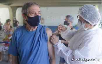 Silva Jardim inicia 'Fase 3' de vacinação para pessoas com comorbidades - Jornal O Dia