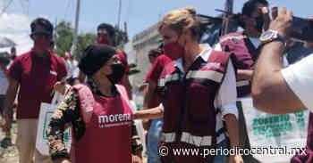 Colonias de San Jerónimo Caleras reciben y dan su apoyo a Sandra Ortiz - Periodico Central