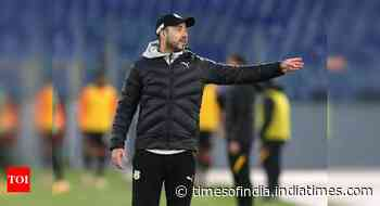 Roberto De Zerbi takes over as Shakhtar Donetsk coach - Times of India