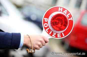 POL-ME: 24-Jähriger rast durch Langenfeld: Auto beschlagnahmt - Langenfeld - 2105101 - Presseportal.de