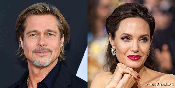 Brad Pitt & Angelina Jolie's Custody Decision Revealed Amid Lengthy Court Case