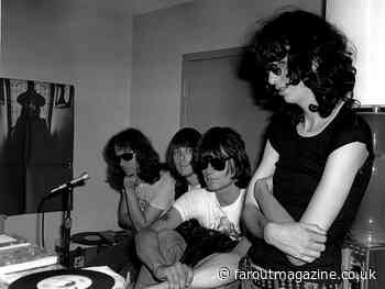 The moment when the Ramones announced their retirement on Howard Stern - Far Out Magazine