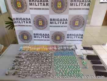 Cinco são presos por tráfico de drogas em Taquara - Repercussão Paranhana